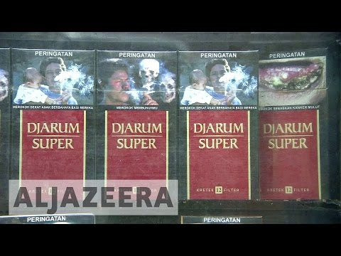 Indonesia set to expand tobacco production despite health costs