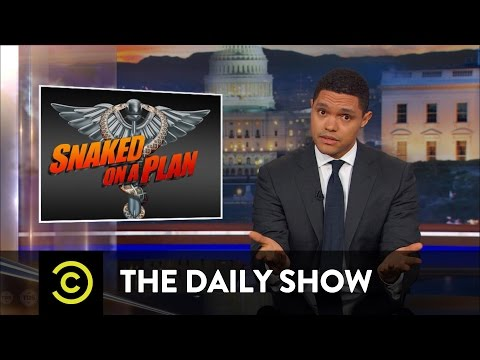 The GOP Still Hasn't Figured Out Health Care: The Daily Show