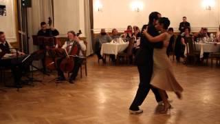 Lagrimas y sonrisas - Pablo Rodriguez & Corina Herrera - Tango Harmony Budapest