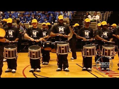 Drumline Battle - Miles vs Alabama State vs Concordia