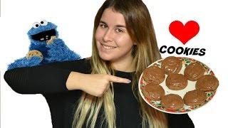Εύκολες Συνταγές για Ατάλαντους Μάγειρες ♥ Μπισκότα Μερέντας   Stylebows