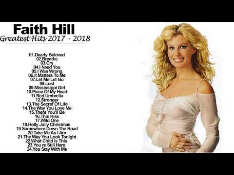 Faith Hill Greatest Hits Liver 2017 - 2018 Faith Hill Best Of Cover VB