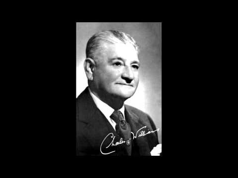 Charles Williams - Flower Show