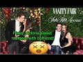 Pinay Victoria's Secret model Kelsey Merritt's  sweet moments with Olympian boyfriend  at Vanity Fai