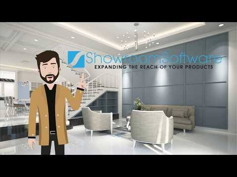Digital Showroom Software to Enable the Designer Trade Industry
