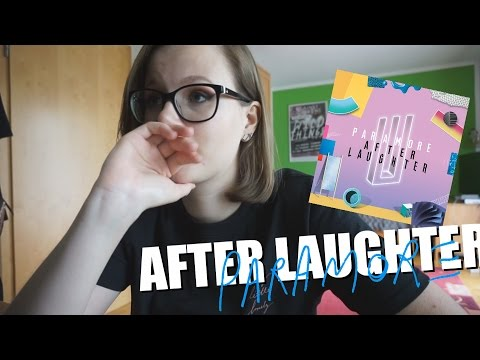 Thumbnail: AFTER LAUGHTER by PARAMORE | Full Album Reaction | ParaWeek #5