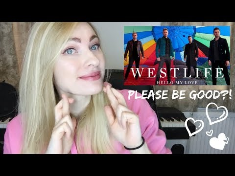 WESTLIFE - Hello My Love [Musician's] Reaction & Review!
