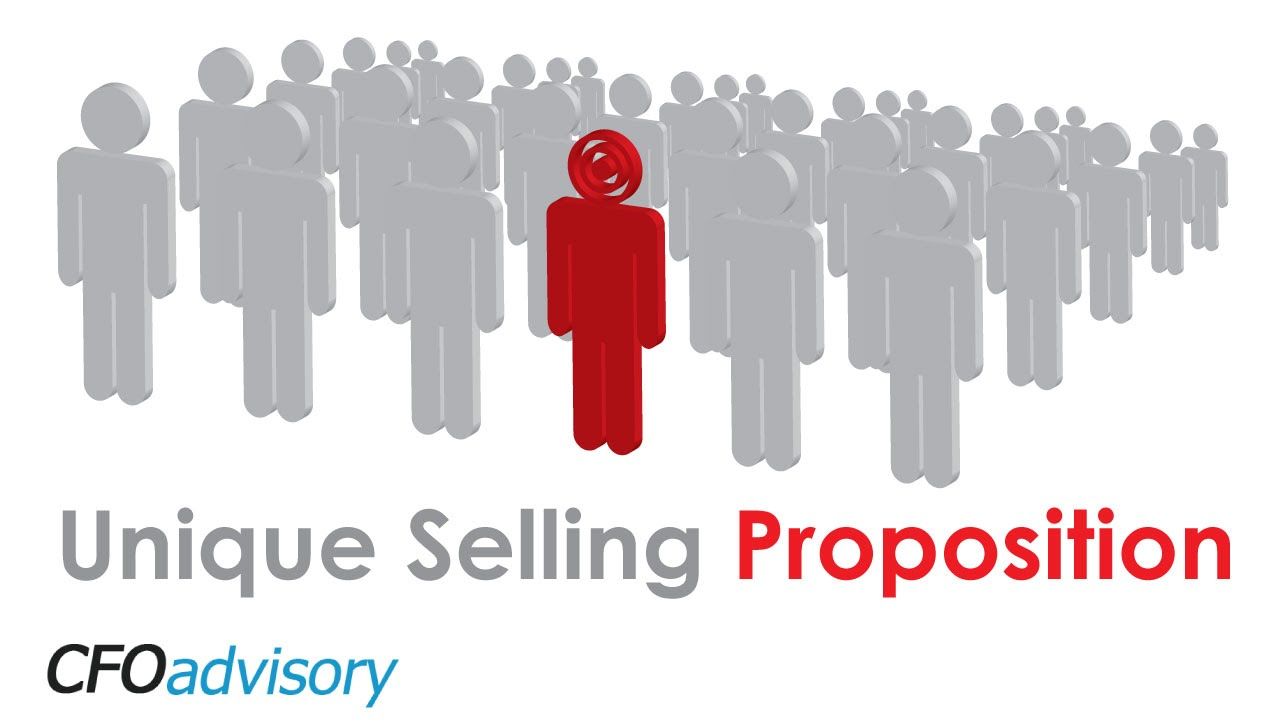 an introduction to the importance of unique selling proposition Check out seven of the best unique value proposition value proposition is arguably the most important element of another selling point slack.