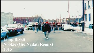 Limp Bizkit - Nookie (Gio Nailati 2015 Remix) (Official Video)