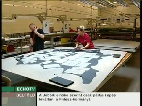 Gyáravató - Echo Tv