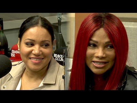 Salt 'N Pepa Interview at The Breakfast Club Power 105.1 (12