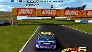 [TAS] PSX TOCA Touring Car Championship - 1 Lap Donington Park in 1:13.81