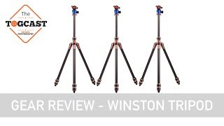 the togcast review winston tripod by 3 legged thing