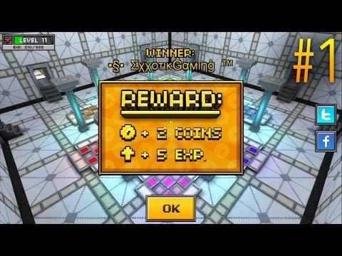 MY FIRST WINS! | Pixel Gun 3D Deadly Games #1