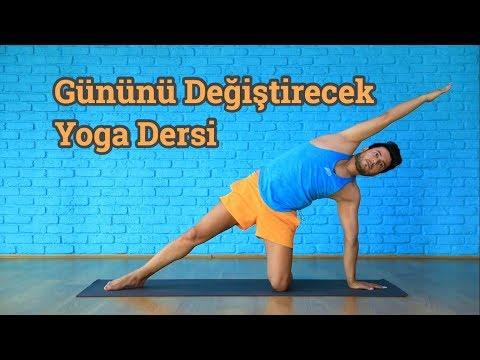 Gününü Değişterecek Yoga Dersi | Çetin Çetintaş