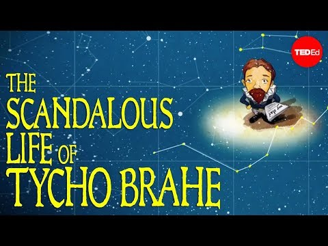 Video image: Tycho Brahe, the scandalous astronomer - Dan Wenkel