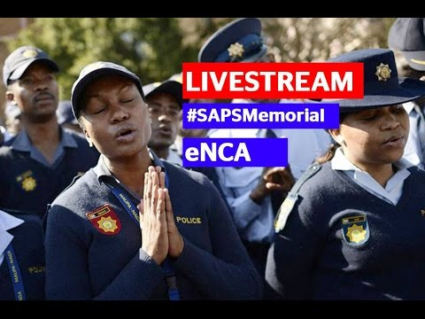South African Police Service annual National Commemoration Day