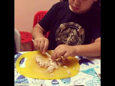 Салат Золотая рыбка рецепт