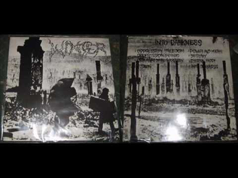 Winter - Into Darkness (Full Album 1990) [1992 REISSUED CLEAR VINYL RIP]