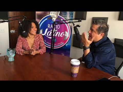 Juan Manuel Navarro: Televisa Espectaculos | Believe In You | Radio Latino | Cecilia Mota