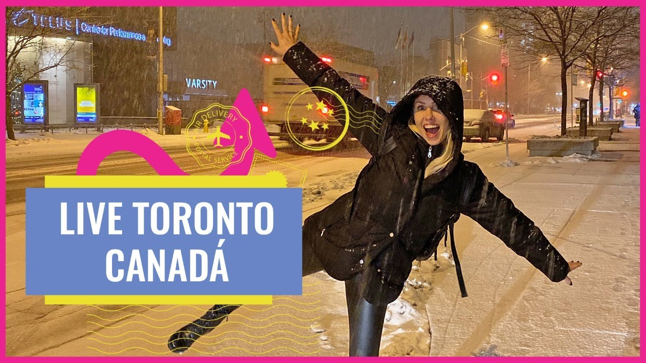 Bate-papo Toronto - Canadá - O que fazer na cidade