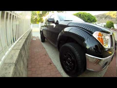 09 NISSAN FRONTIER LIFTED