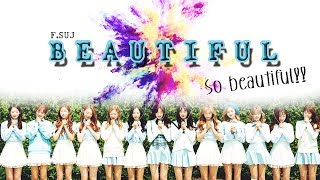 Cover images [WJSN]아름다워 _Beautiful