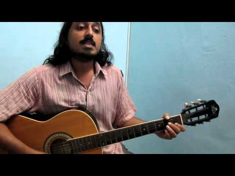 snehithane - tamil unplugged - arrahman song vocals guitar chords