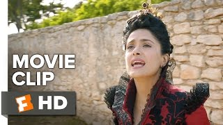 Tale of Tales Movie CLIP - The Queen is Looking (2016) - Salma Hayek Movie