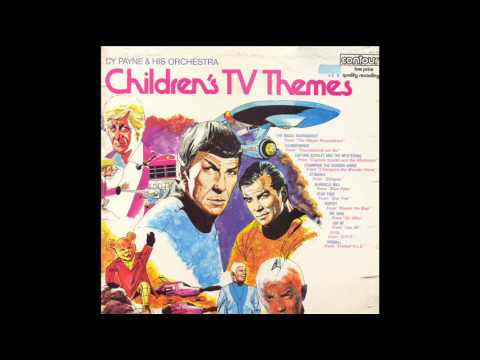 Gerry Anderson themes - Cy Payne