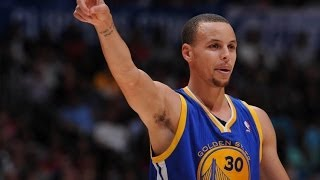 Stephen Curry Top 10 Plays of the 2013-14 Season!