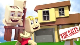 Minecraft | WHO'S YOUR DADDY FAMILY? New House + New Rooms = FREE FOR ALL!