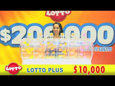 Sorteo Lotto 1818 8-JUN-17