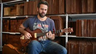 Yoni Schlesinger | Brothers in Arms (Dire Straits) solo finger…