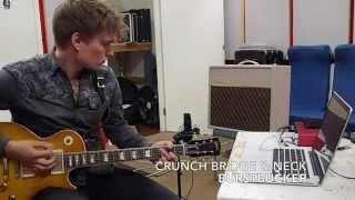 Gibson Burstbuckers VS DiMarzio EJ Customs