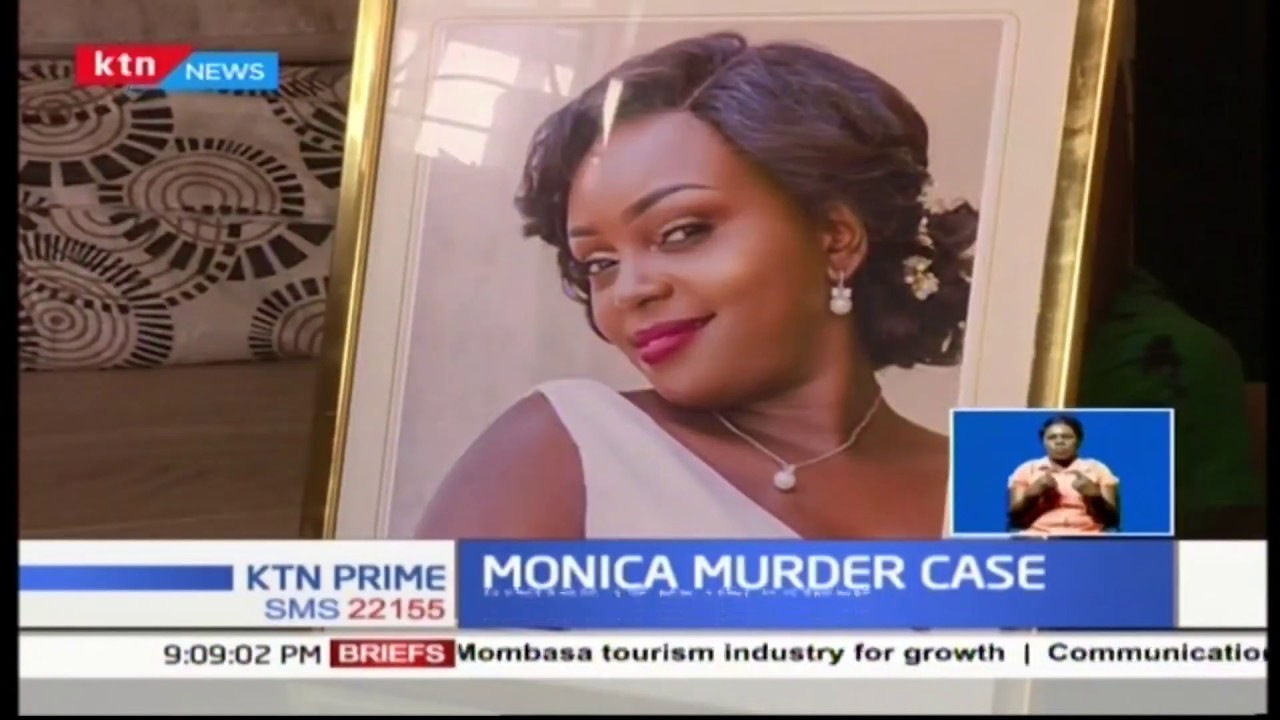 2dd8d2fd1314 Police have ten days with Joseph Irungu suspect arrested in connection with  murder of Monica Kimani