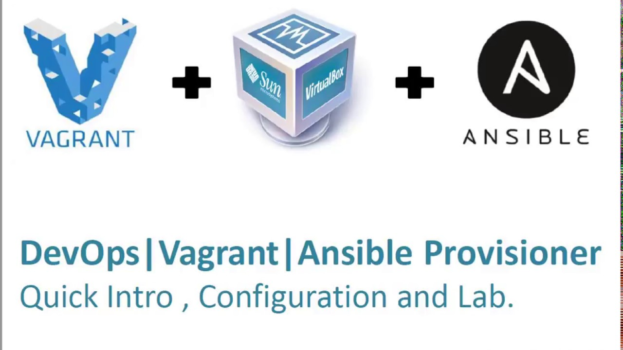 Vagrant | Ansible Provisioner for Vagrant
