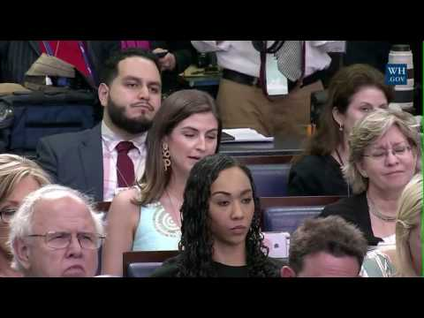 Thumbnail: Apr 17, 2017 Sean Spicer White House Press Briefing- Full Event