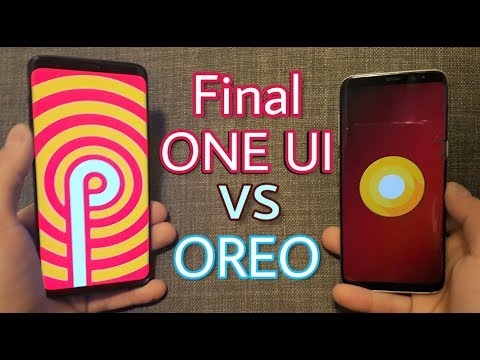 Samsung Final One UI vs. OREO Samsung Experience - All in Detail!
