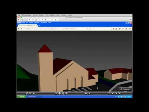 Exportación del SketchUp a VRML