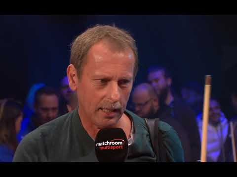 Mansion Bet World Pool Masters XXV: Earl Strickland Interview