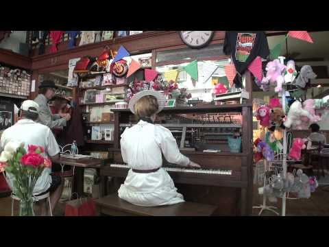 Ramona Baker    Sutter Creek Ragtime Festival