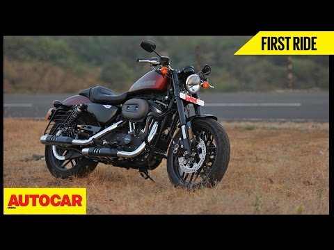 Harley-Davidson Roadster | First Ride | Autocar India