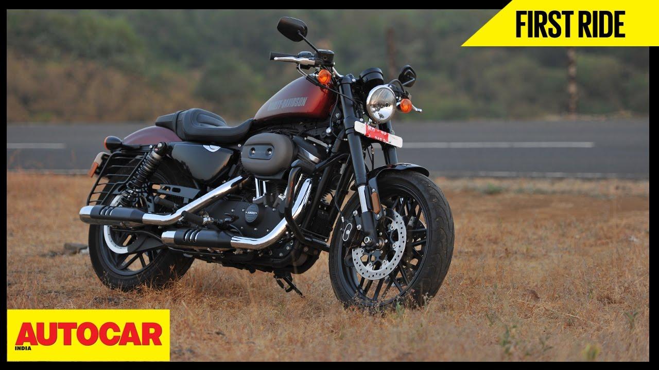 Harley Davidson Indian: Harley-Davidson Roadster
