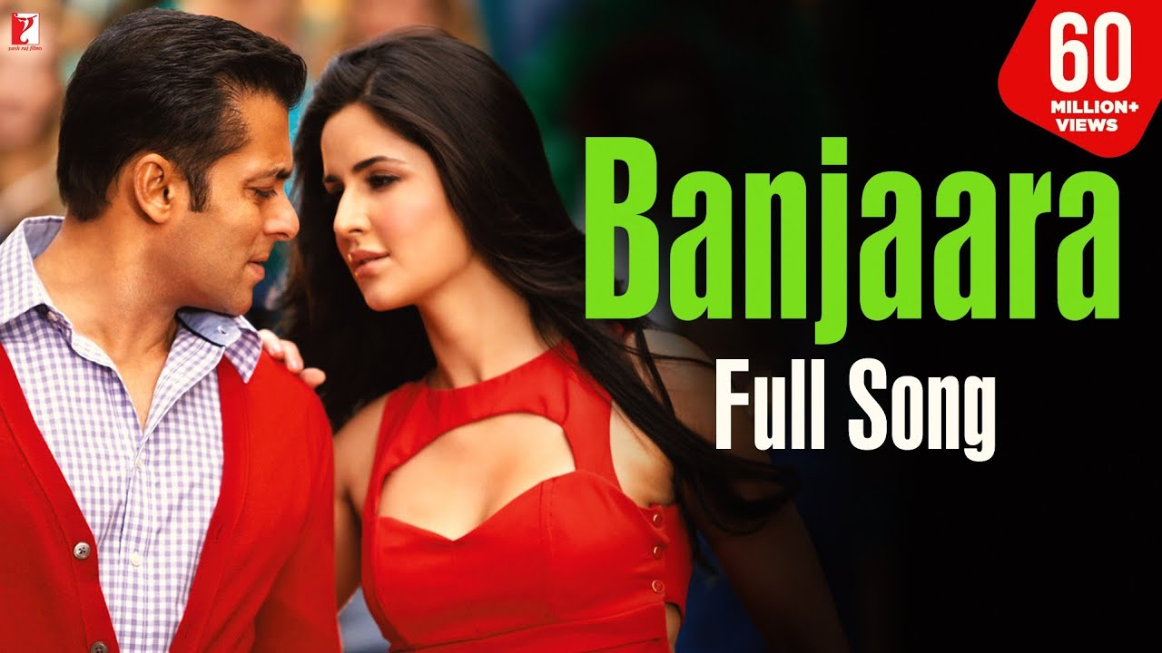 Salman Khan And Katrina Kaif In Ek Tha Tiger: Banjaara - Full Song
