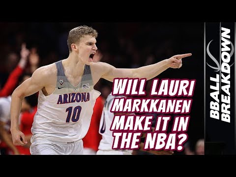 Will Lauri Markkanen Make It In The NBA?
