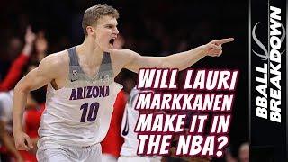 Will Lauri Markkanen Make It In The NBA?