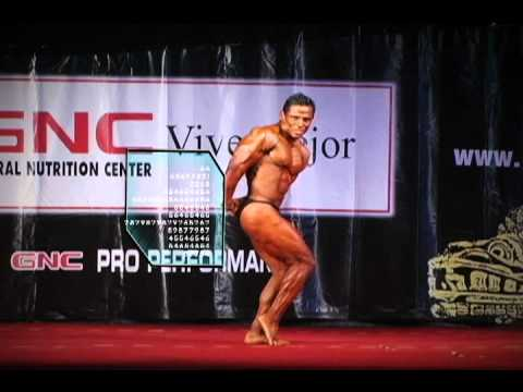 SPORT MISTER MEXICO 2011