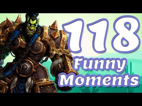 Heroes of the Storm: WP and Funny Moments #118