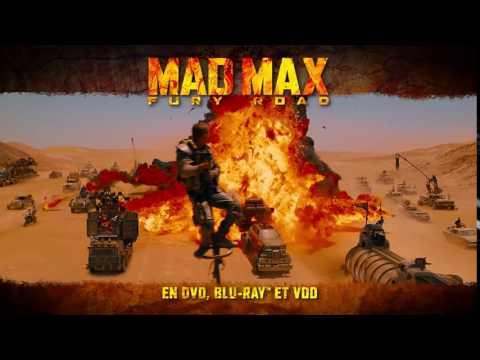 Vidéo  MAD MAX Sotie DVD.